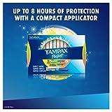 Tampax Pocket Pearl Plastic