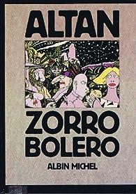 Zorro boléro par  Altan