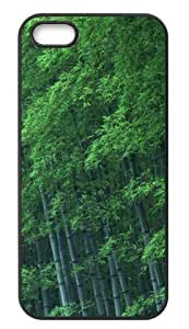 Bamboo Durable Apple iPhone 5,5s Covers Back Cases