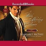A Dark and Brooding Gentleman: Gentlemen of Disrepute, Book 2 | Margaret McPhee