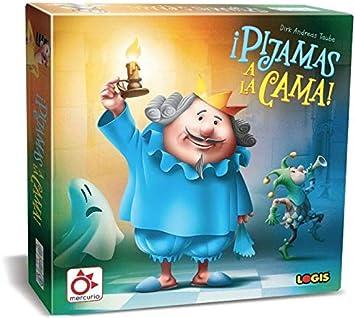Pijamas a la Cama - Juego de Mesa para niños [Castellano]: Amazon ...