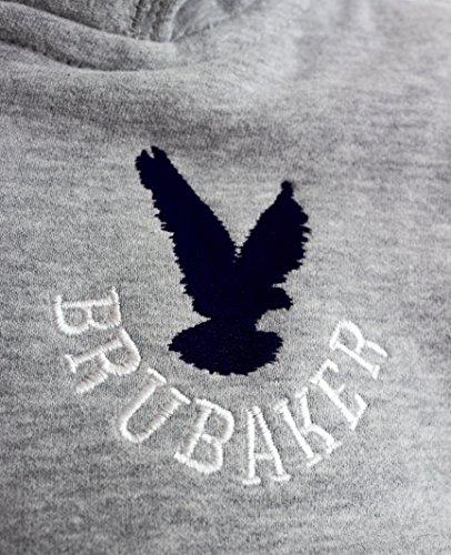 Brubaker - Sudadera - para mujer Gris / Bleu