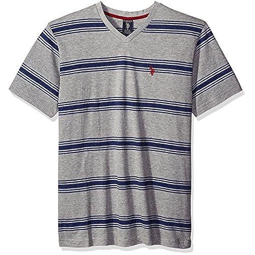 men 39 s striped t shirts. Black Bedroom Furniture Sets. Home Design Ideas
