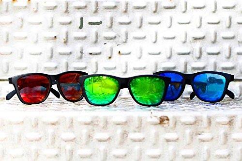gafas de sol polarizadas (verde esmeralda)