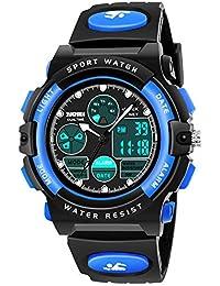 LED Waterproof Digital Sport Watch for Kids - Best Gift