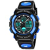 SOKY LED 50M Waterproof Digital Watch for Kids - Best Gifts