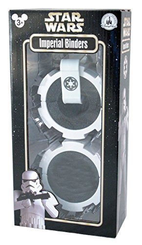 Disney Star Wars Imperial Binders with Belt Clip]()