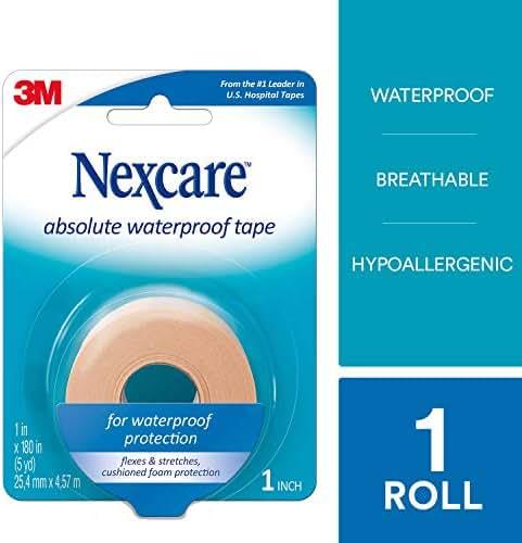 Bandages & Gauze: Nexcare Tape
