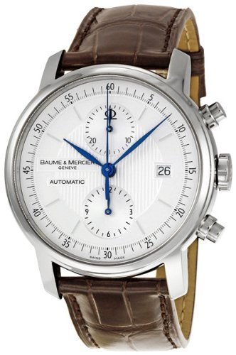 Baume-Mercier-Mens-8692-Classima-Automatic-Chronograph-Watch
