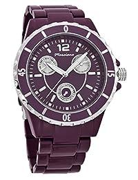 Marciano Women's | Purple Boyfriend Style Fashion Watch With Chronograph Look | FH0019