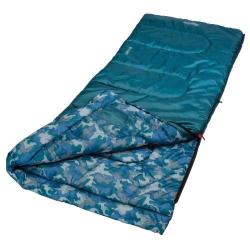 Coleman Youth Rectangular 45 Degree Sleeping Bag