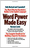 Word Power Made Easy, Norman Lewis, 067174190X