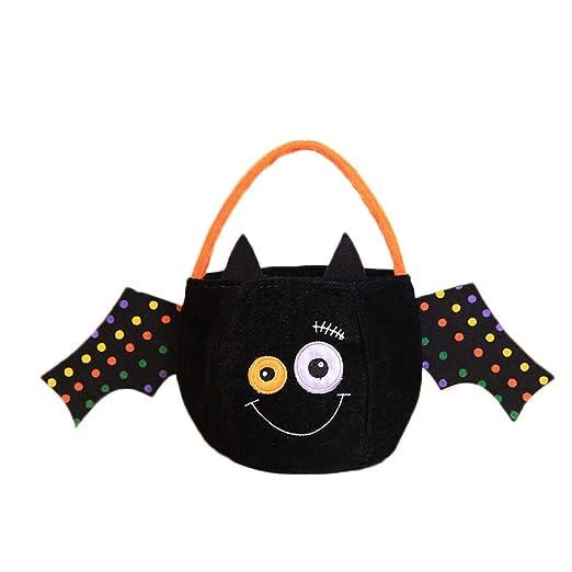 Liquidación! Bebé Truco o Trato para Halloween Bolsas Niños ...