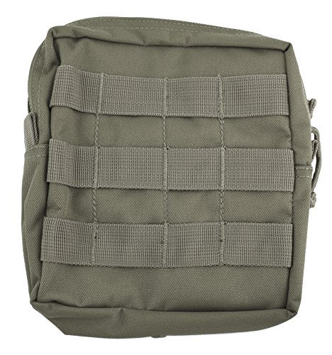 Red Rock Outdoor Gear Molle Utility Pouch, Olive Drab, Large B013XRIOFY