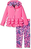 Limited Too Toddler Girls' 2 Piece Performance Set (More Styles Available), Neon Hot Pink KQ86/02, 4T
