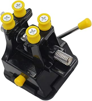 DIY Mini Convenient Carving Bench Clamp Hand Micro Carving Clip Flat Vise Tools