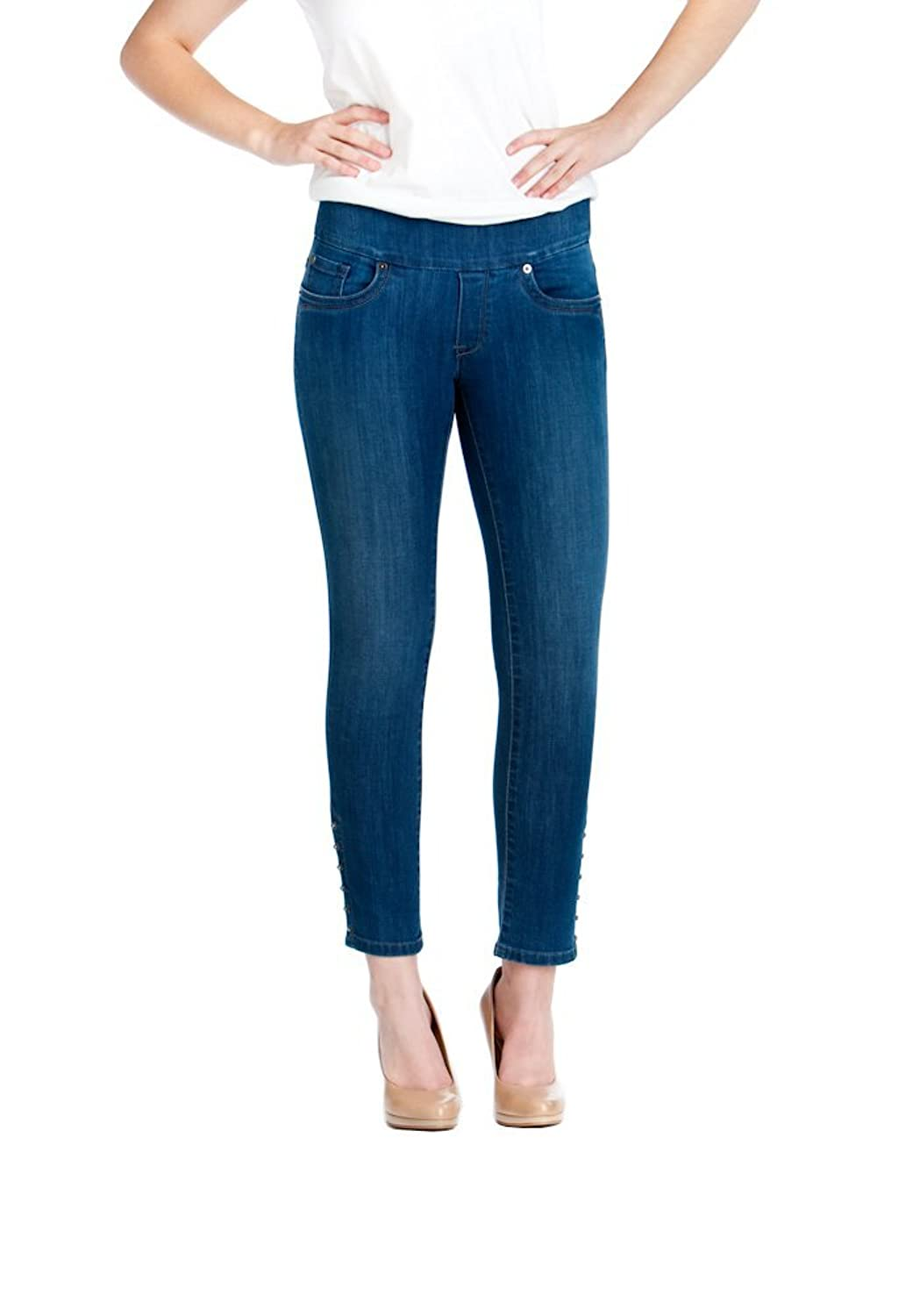 Bluberry Denim Women's Crop Jeans