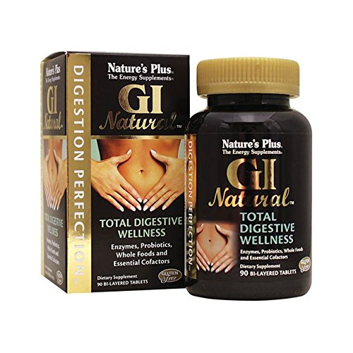 Natures Plus Natural Digestive Wellness