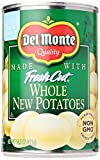 Del Monte Foods Whole New Potatoes, 14.5 oz