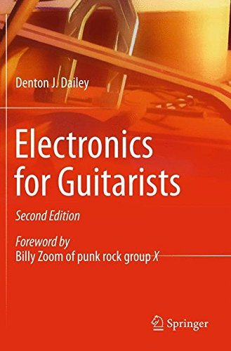 Electronics for Guitarists by Denton J. Dailey (2012-08-28)