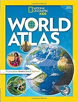 National Geographic Kids World Atlas, 5th Edition: National