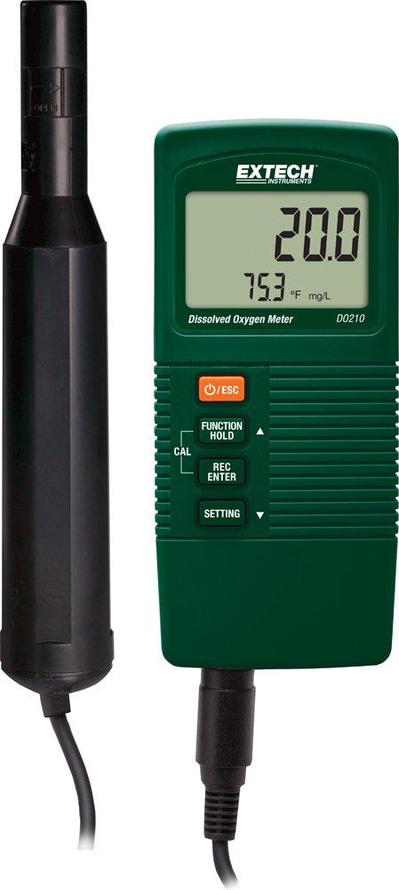 Medidor de oxígeno disuelto Extech DO210