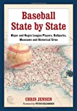 Baseball State by State, Chris Jensen, 0786468955