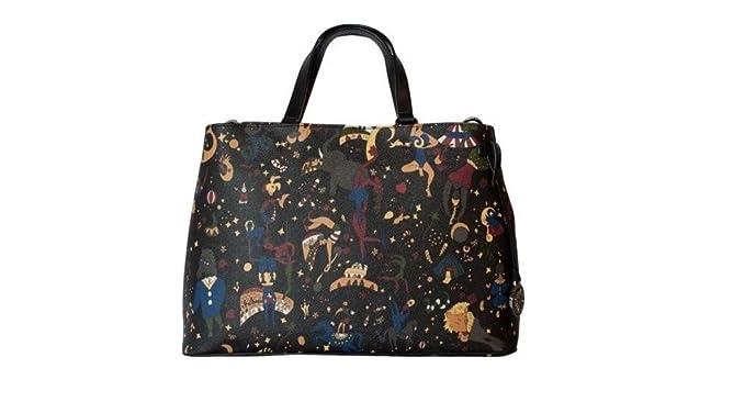 a44623f438 BORSA PIERO GUIDI MAGIC CIRCUS HAND BAG 212174088 P4 NERO: Amazon.it:  Abbigliamento