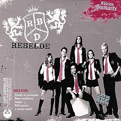 Rbd (Rebelde Double Cd) 094635710229: Amazon.es: Electrónica