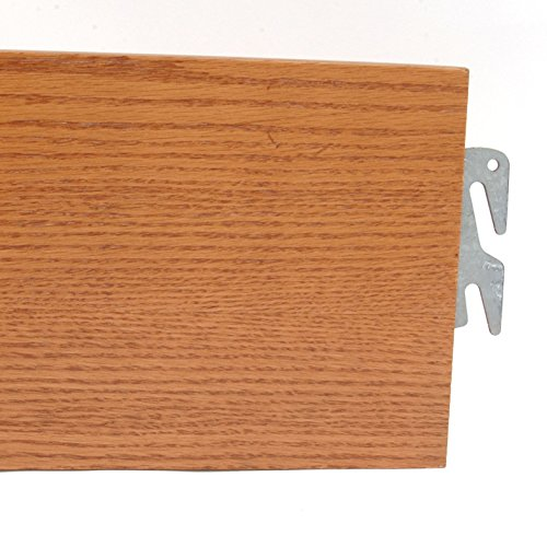 Replacement quot hook on wooden bed rails for queen king