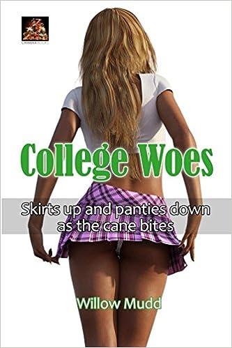 College girl panties down