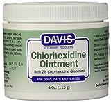 Davis 2% Chlorhexidine Ointment, 4 oz