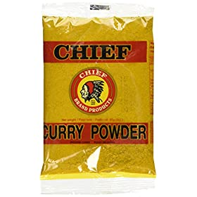 Chief Curry Powder – 3oz – 3 PACK