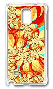 Adorable abstract dance art multicolor patterns surface Hard Case Protective Shell Cell Phone Case For iphone 6 plus Cover - PC Transparent