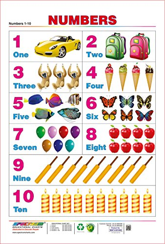 toddler counting chart - 6