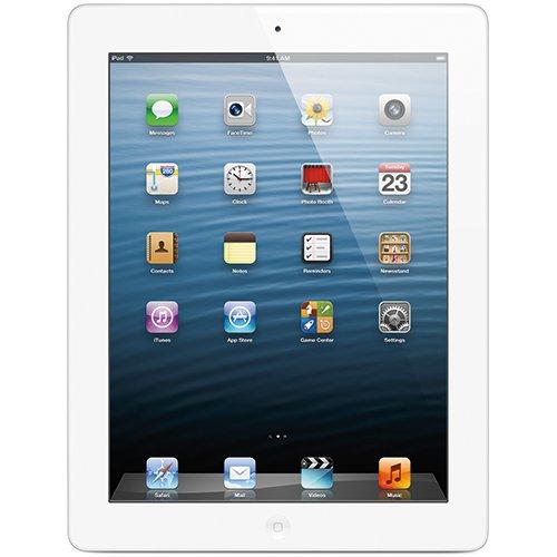 Apple iPad with Retina Display MD525LL/A (16GB, Wi-Fi + Verizon, White) NEWEST VERSION, Best Gadgets