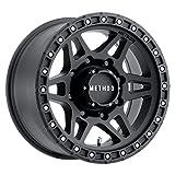 "Method Race Wheels 312 Matte Black 18x9"" 8x180"", 18mm offset 5.75"" Backspace, MR31289088518"