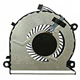 HK-part Replacement Fan for HP Pavilion Power 15-CB 15-CB076TX 15-CB000 15-CB077CL 15-CB011TX 15-CB009TX 15-CB010TX 15-CB009TX 15-CB075TX 15-CB074TX 15-CB073TX Cpu Cooling Fan 930589-001 4-Pin 4-Wire