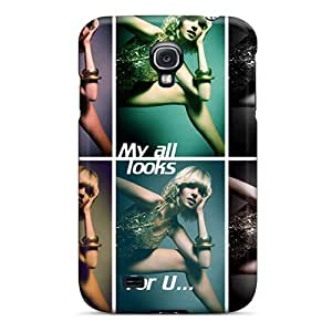 Tough Galaxy JAV2883ZcAg Case Cover/ Case For Galaxy S4(my Looks) by lolosakes