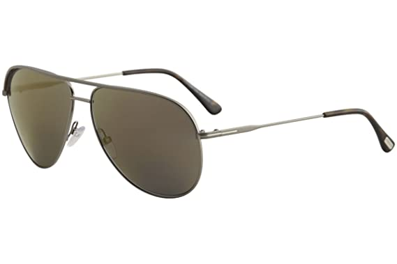 Tom Ford TF466 Sonnenbrille Gunmetal 13C 61mm AD4PXLAZGC
