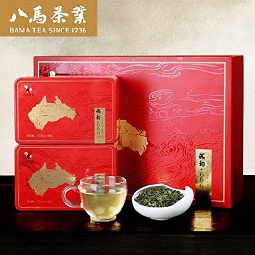Bama tea Qingxiang Tikuanyin tea Chinese Oolong tea 250g 八马茶业铁观音茶叶清香型铁观音 铁韵666 by Yichang Yaxian Food LTD.
