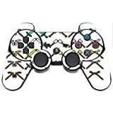 Trendy Accessories Popular Video Game Tools Design Pattern Print PS3 Dual Shock wireless controller Vinyl Decal Sticker Skin For Sale