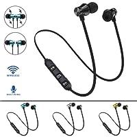 Bescita Bluetooth Sport in-Ear Kopfhörer, V4.2 IPX5 Schweißresistent Stereo magnetischer Sport Ohrhörer mit 10 Meter Reichweite, eingebautes Mikrofon für iPhone, Huawei und Samsung