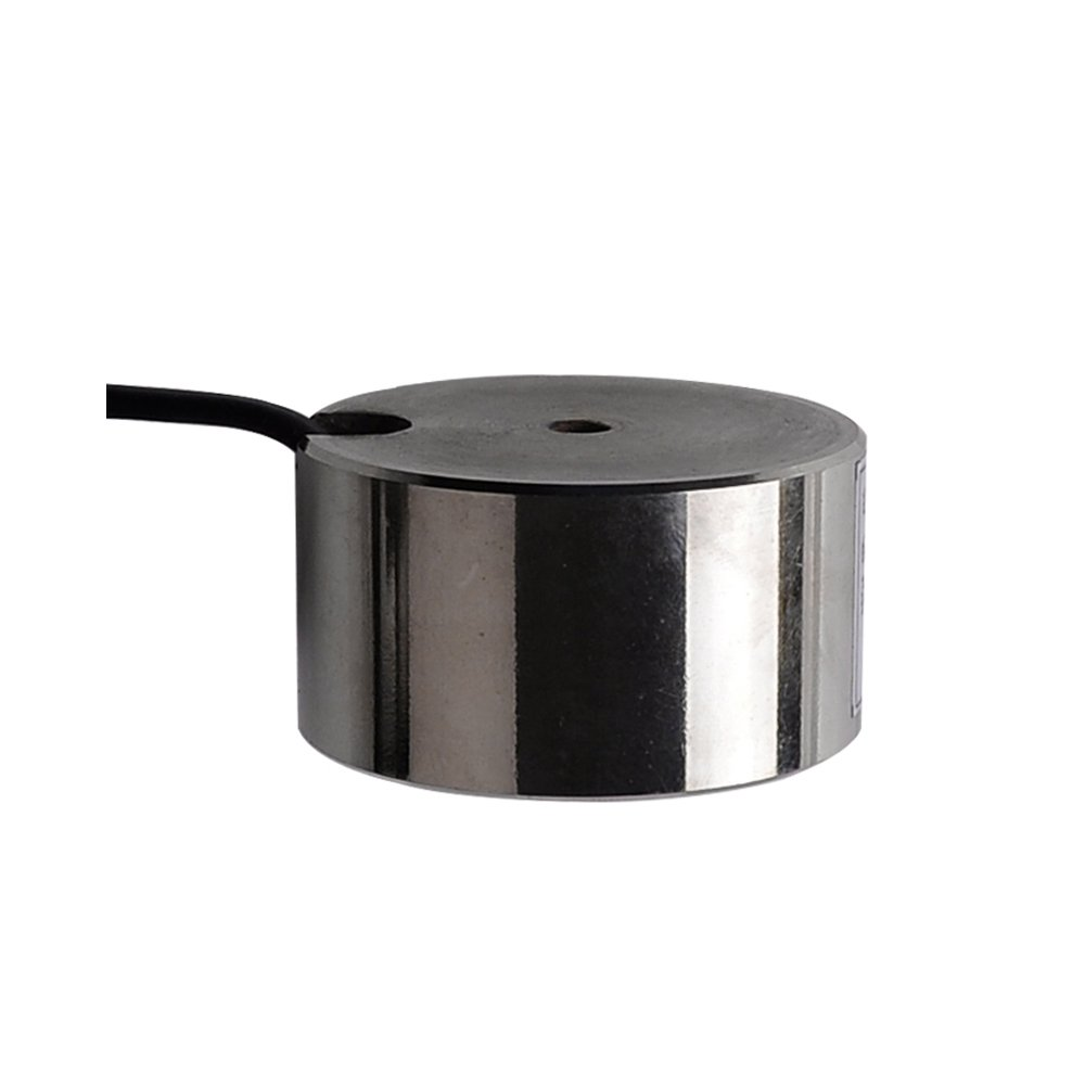 Elecall 12V DC 50W Electric Lifting Magnet Holding Electromagnet Lift 50kg//110lbs Solenoid P50//27 Magnetic Materials