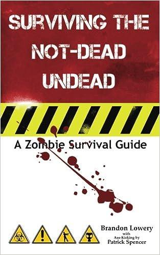 Survival book zombie guide