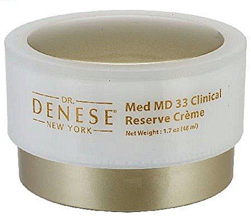 Dr. Denese Med Md 33 Clinical Reserve Creme, 1.7 Oz.