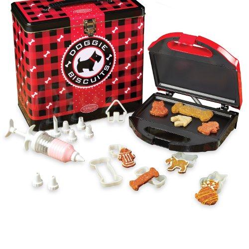 Nostalgia Electrics Doggie Biscuit Treat Maker Kit by Nostaglia