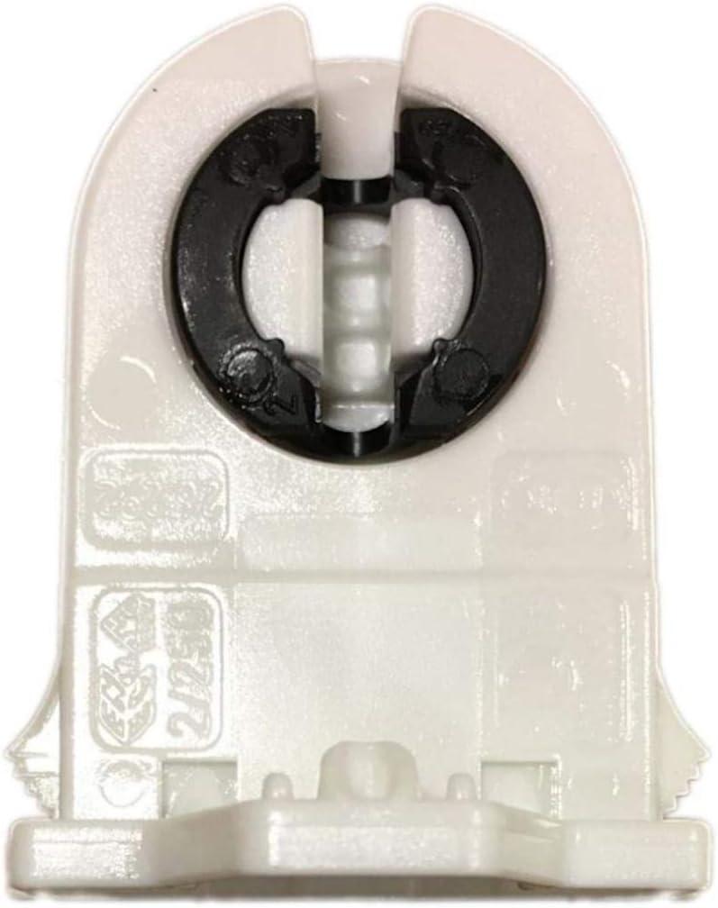 Snap... Medium Bi-Pin Socket T8 or T12 Turn-Type Lampholders Non-Shunted