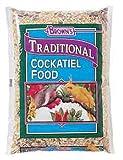 F.M. Brown's Natural Cockatiel Food, 50-Pound, My Pet Supplies