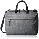 Herschel Supply Co. Sandford Messenger Bag, Raven Crosshatch